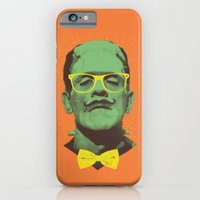 iPhone & iPod Case featuring Mr Frank by Victor Vercesi