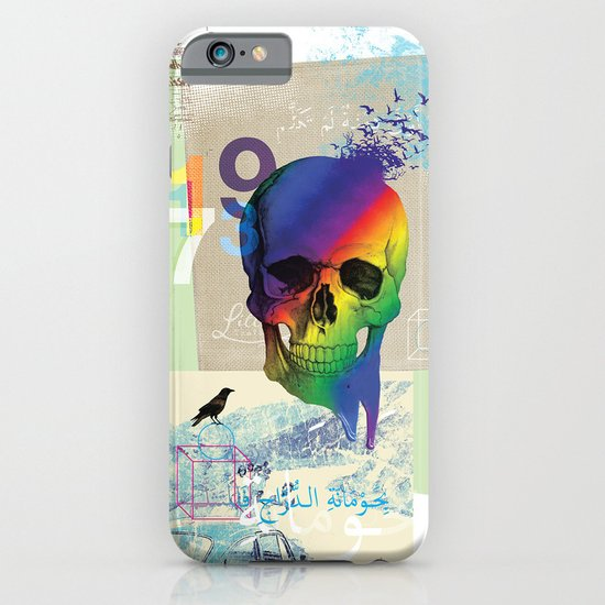 Sweet Death iPhone & iPod Case