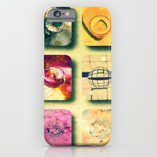 Life of the Spheres  iPhone & iPod Case