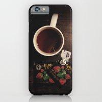 iPhone & iPod Case featuring good evening, elizabeth by Davi Ozolin
