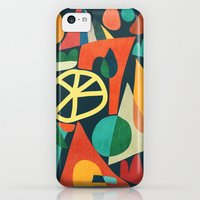 iPhone Cases featuring Summer Fun House by Budi Kwan