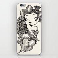 Chubby Burlesque iPhone & iPod Skin