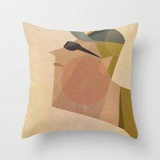 Armstrong Throw Pillow