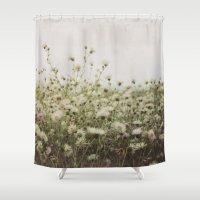 [fiori] Shower Curtain