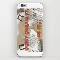 Rocky Horror - Don't Dream It... iPhone & iPod Skin