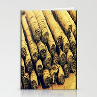 Cigars Stationery Cards