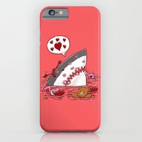 The Valentine's Day Shark iPhone 6 Slim Case