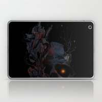 DeathBlooms Laptop & iPad Skin