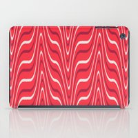 Red Zebra iPad Case