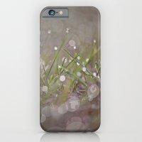iPhone & iPod Case featuring morning mist by Crimson Chickadee