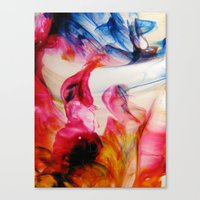 Dipole Moment Canvas Print