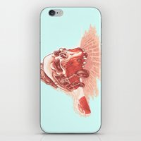 Walking To Dead! iPhone & iPod Skin