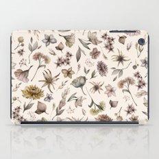 Botanical Study iPad Case