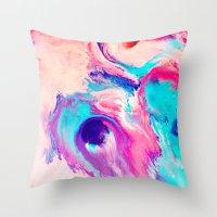 Epsy Throw Pillow