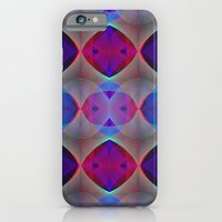 iPhone Cases featuring From Lines 2 by Elina Plankeja