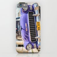 Purple Chevy iPhone 6 Slim Case
