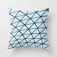 Form 1 Throw Pillow
