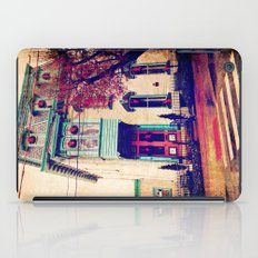Home For The Holidays iPad Case