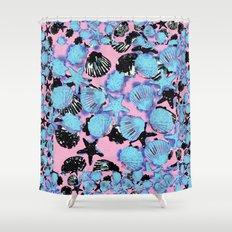 Shelly Shower Curtain