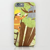 Hippocatomus iPhone 6 Slim Case