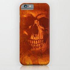 Fire Skull iPhone 6 Slim Case