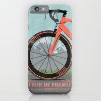 Tour De France Bike iPhone 6 Slim Case