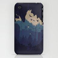 Blue Mood iPhone (3g, 3gs) Slim Case