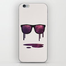 Expand Your Horizon iPhone & iPod Skin