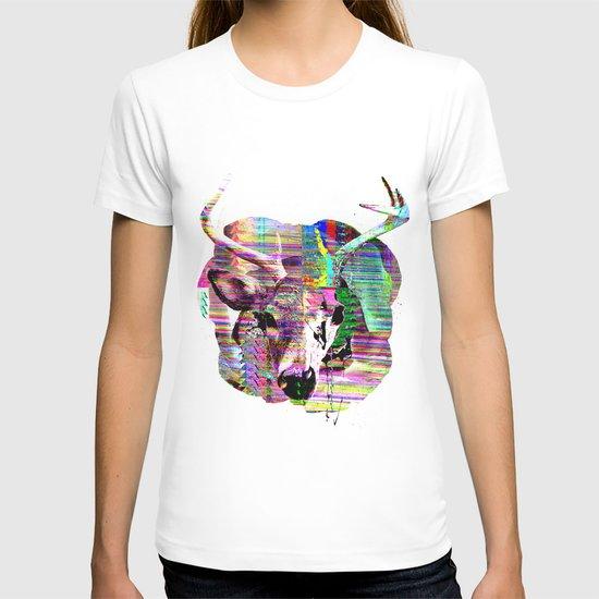 Half n Half T-shirt