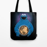 Cookie World Tote Bag