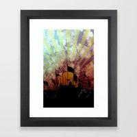 Seventh Son Of The Seven… Framed Art Print
