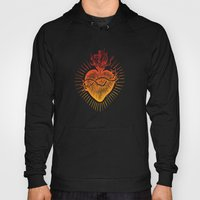 Bleeding Heart – Scarl… Hoody