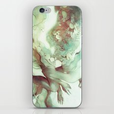 Flood iPhone & iPod Skin