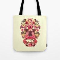 Echinacea Linaria Silen… Tote Bag