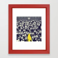 Crazy 88 Framed Art Print