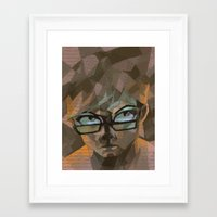Mainpage Framed Art Print