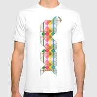 Constructive II Mens Fitted Tee White SMALL