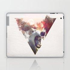 daylight moon Laptop & iPad Skin