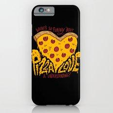 Pizza Love & Understanding iPhone 6s Slim Case