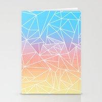 Bakana Rays Stationery Cards