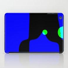 straight, no chaser (iteration 1) iPad Case