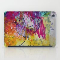 BiRD- JUSTART © iPad Case