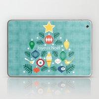 MCM Joyeux Noel Laptop & iPad Skin