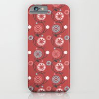Daisy Doodles 5 iPhone 6 Slim Case