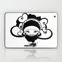 BEE-J T-SHIRT Laptop & iPad Skin