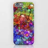 iPhone & iPod Case featuring Cosmic Marbles by Aimee Stewart