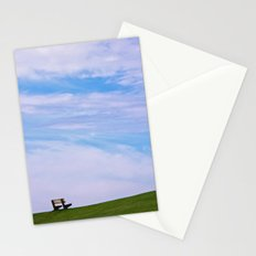 Sit down and relax ...  Stationery Cards