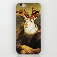 Monalope iPhone & iPod Skin