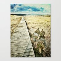 Connemara National Park, Ireland Canvas Print