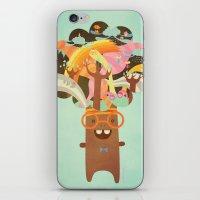 Rigoberto iPhone & iPod Skin